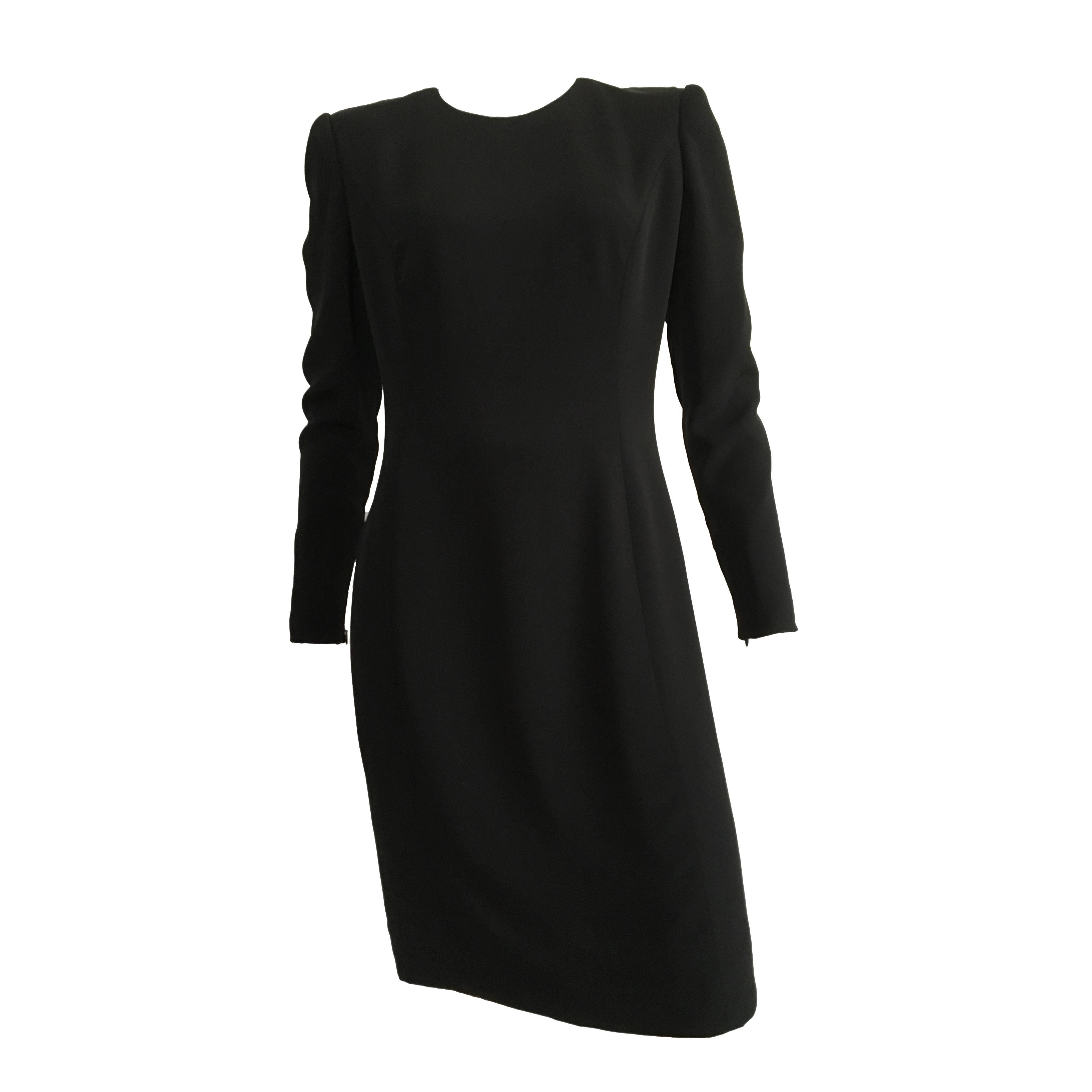 7f7d292514df Carolina Herrera Off the Shoulder Dress For Sale at 1stdibs
