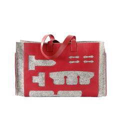 Hermes Petit h GM Skeleton Tote Rare Limited Edition Bag