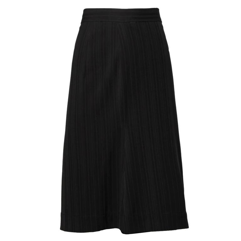 Unworn Vivienne Westwood Anglomania Pin Striped Skirt