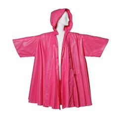 Salvatore Ferragamo Vintage Pink Rain Coat