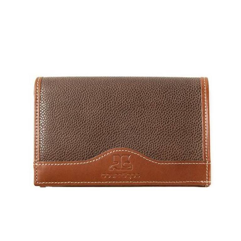 Courrèges  Leather Wallet