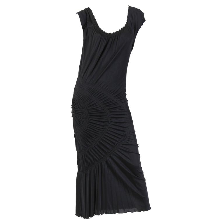Jean Paul Gaultier Jersey Dress