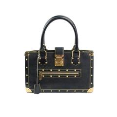2003 Louis Vuitton Black Suhali Le Fabuleux Bag