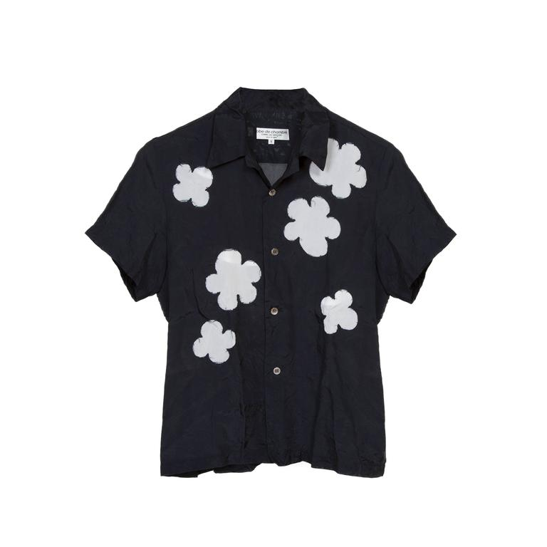 Comme des Garcons Robe de Chambre Flower Top For Sale