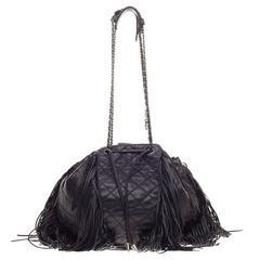 prada lux double shoulder bag calfskin