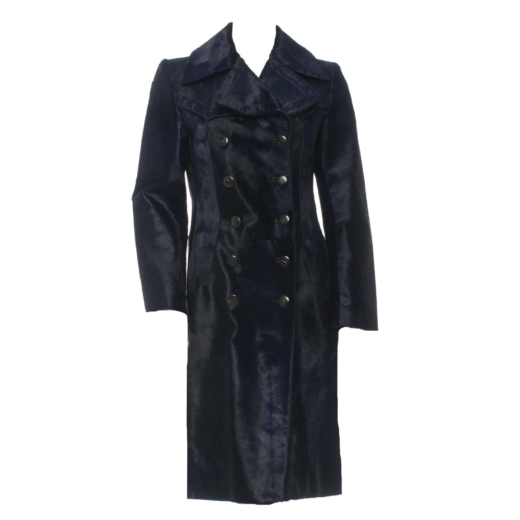 A/W 1995 RARE GUCCI by TOM FORD FUR COAT