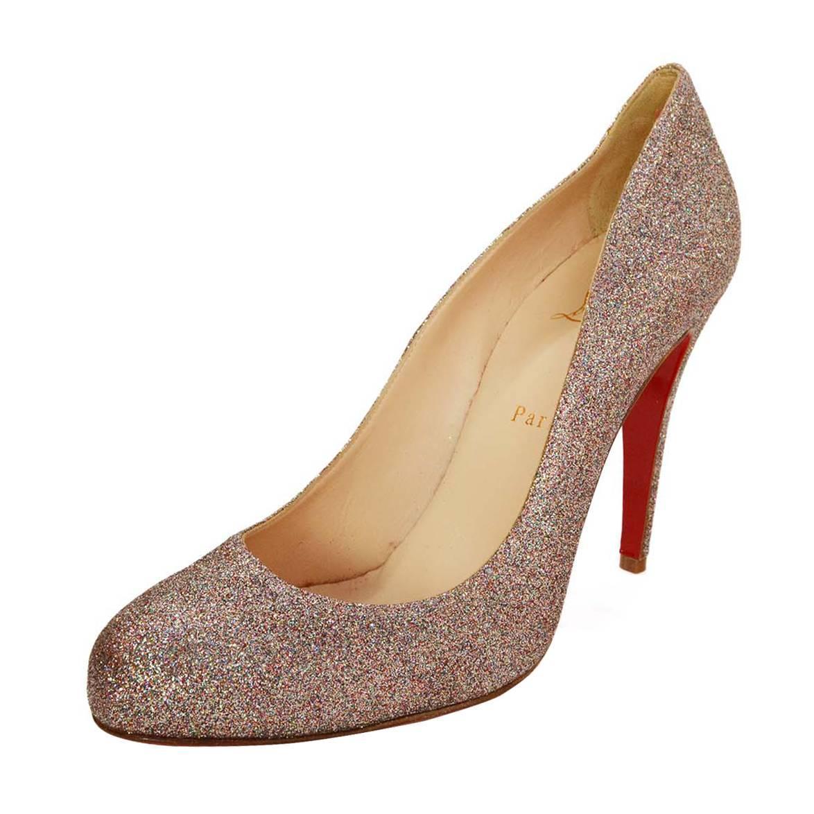 inexpensive clutch purses - christian louboutin glitter fifi pumps, mens red bottom tennis shoes