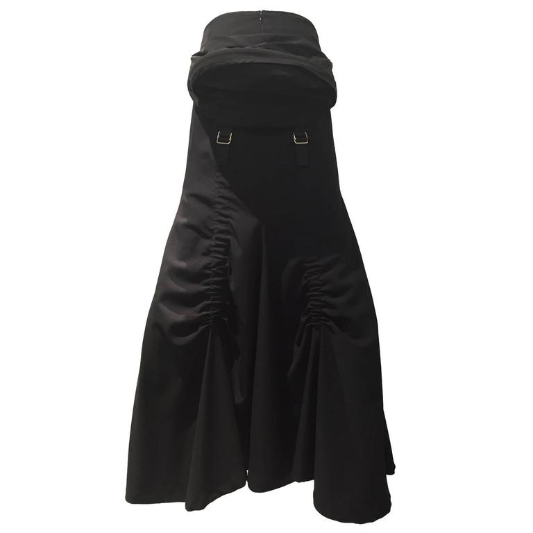 2002 Junya Watanabe - Comme Des Garcons  fanny pack Skirt