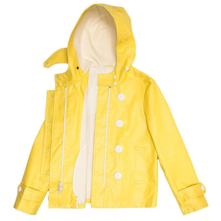 Phillip Lim Bright Yellow Sailor Slicker For Sale