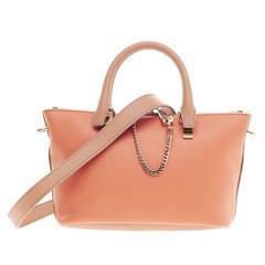 how to spot a fake chloe bag - CHLOE Brown Leather PADDINGTON BAG Tote SOFT DOCTOR Handbag For ...