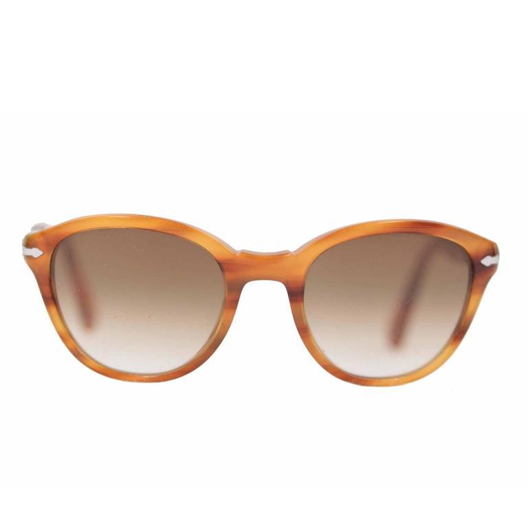 PERSOL Tan SUNGLASSES 3025 S Capri Edition EYEWEAR Eyeglasses SHADES 1