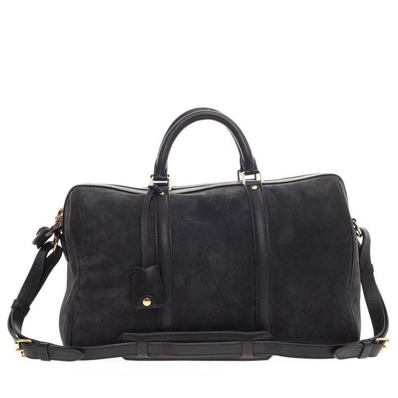 dcbcae9e2102 Louis Vuitton Sofia Coppola SC Bag Suede Calf Leather MM at 1stdibs
