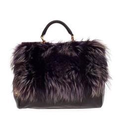Dolce & Gabbana Miss Sicily Fur Medium