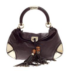 Gucci Indy Hobo Guccissima Leather Medium