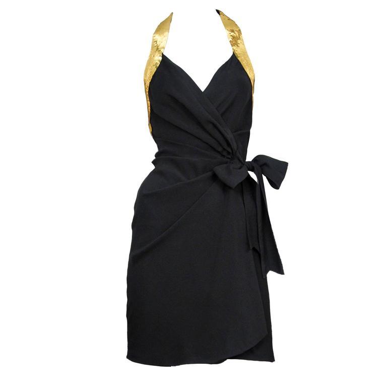 Moschino Peace Sign Dress