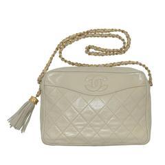 Chanel 1986-1988 Camera Bag