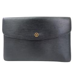 hermes black and red box leather rouge h flap envelope clutch bag