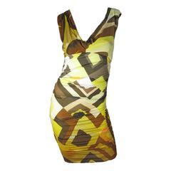 Pucci Tie Dye Dress