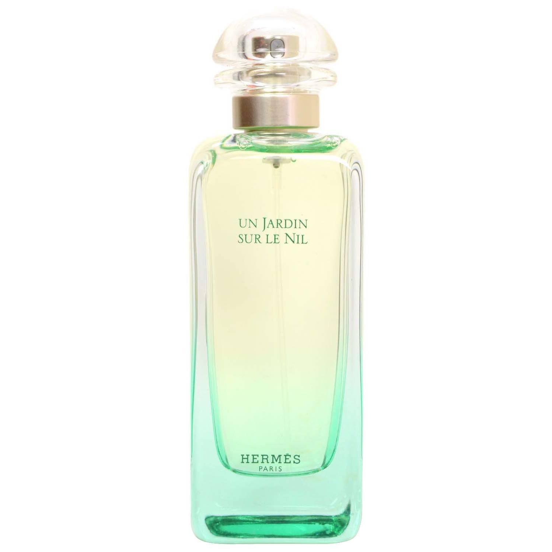 Jardin Sur Le Nil: Hermes 'Un Jardin Sur Le Nil' Eu De Toilette Perfume For