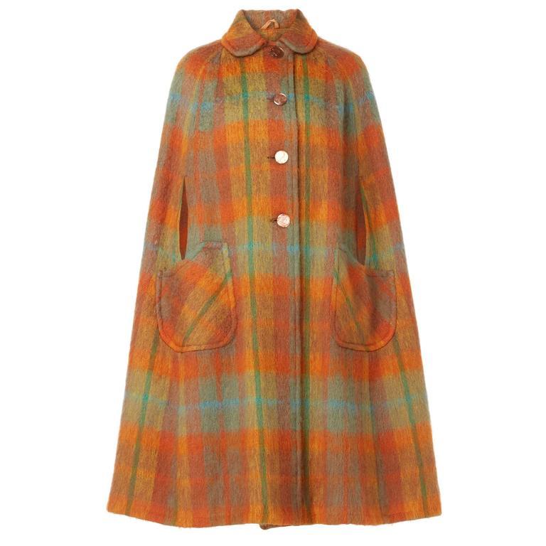 Strathtay orange cape, circa 1970 1
