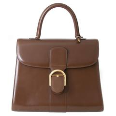 Delvaux Brillant GM Noisette