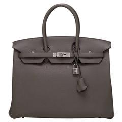 how much are birkin bags - Hermes Black Togo Birkin 30cm Palladium Hardware For Sale at 1stdibs