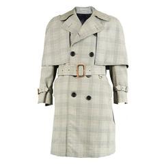 1960's Harrods Men's British Inverness Cape Coat