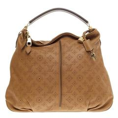 Louis Vuitton Selene Mahina Leather MM