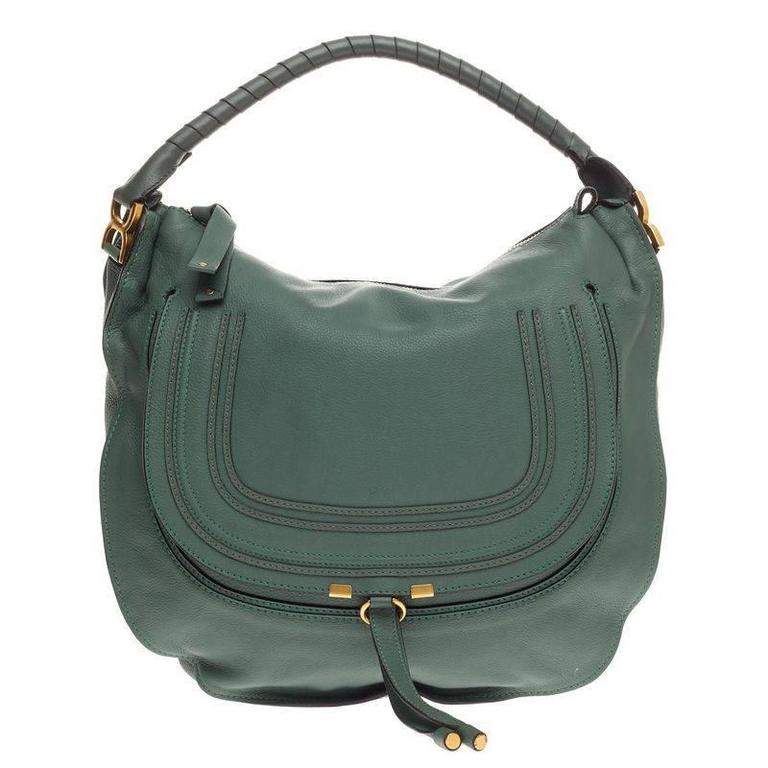 0080e200fd73 Chloe Marcie Hobo Leather Large at 1stdibs