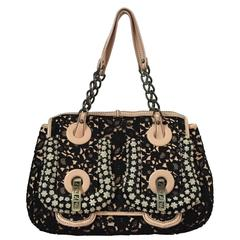 Fendi B. Bag Floral Lace