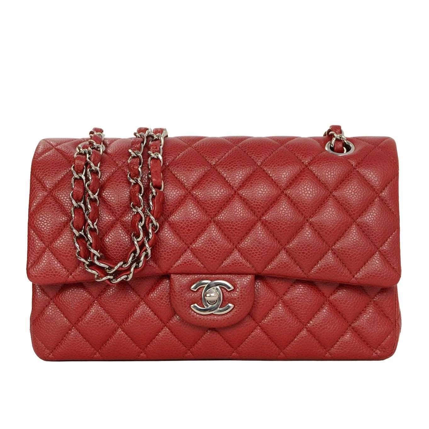 2019 year for women- Chanel red bag