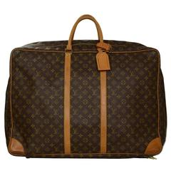 Louis Vuitton Vintage '94 Monogram Canvas Sirius 70 Soft Sided Suitcase GHW