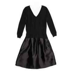 Viktor & Rolf Black Cocktail Style Dress