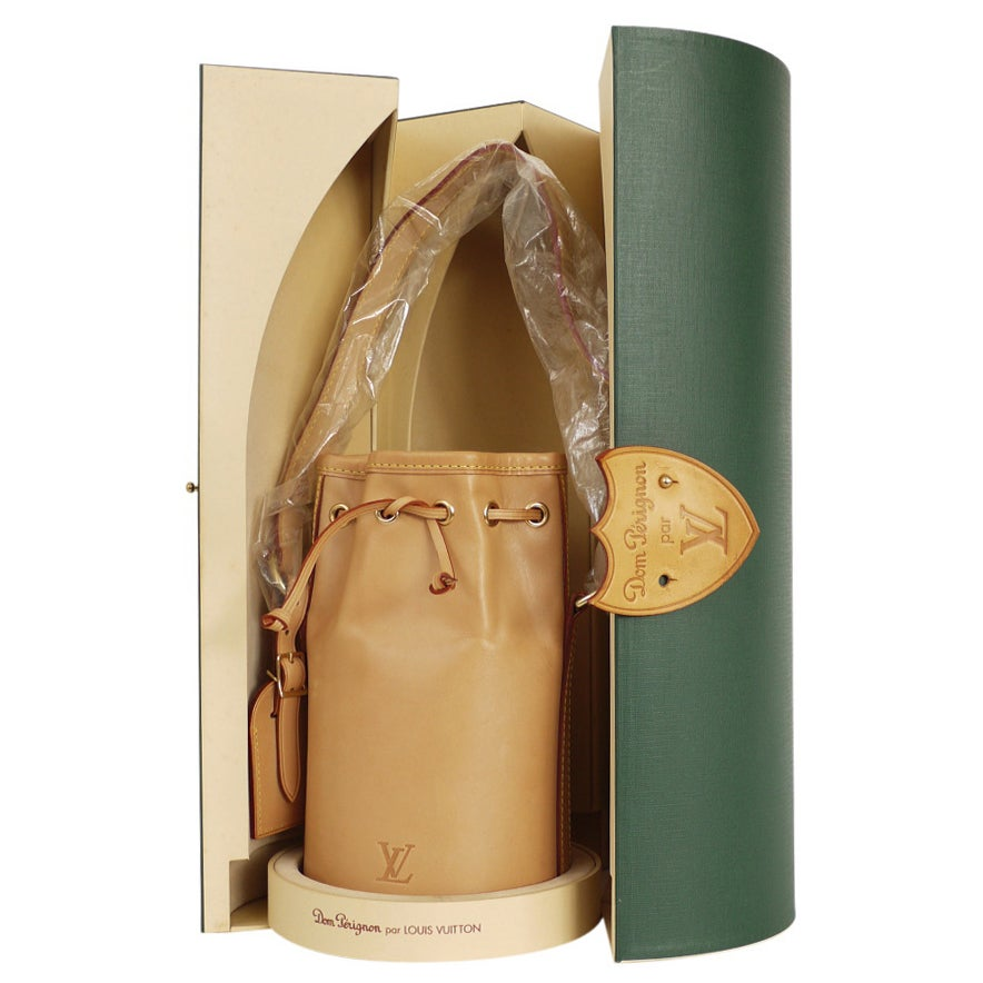 bf831e4169 Louis Vuitton x Dom Perignon Limited Edition Champagne Carrier at 1stdibs