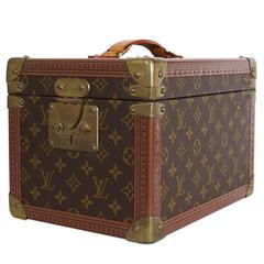 Louis Vuitton Boite Flacons Beauty Trunk Train Case M21828
