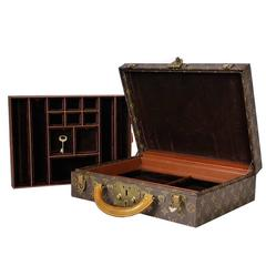 Louis Vuitton Monogram Jewellery Case M47120