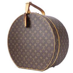 Louis Vuitton Monogram Boite Chapeaux Hat Box 40