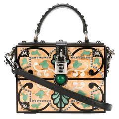 Dolce & Gabbana Structured Crossbody Bag