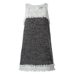 Chanel Bouclé Short Dress