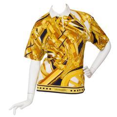 1980s Hermès Cotton T-Shirt