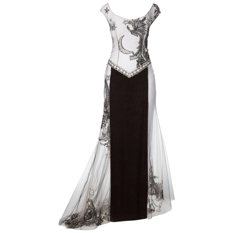 Gianfranco Ferre haute couture gown, Spring/Summer 1998 1
