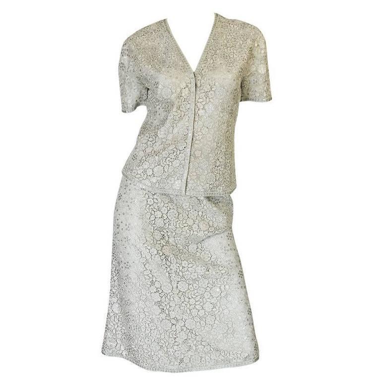 Emanuel Ungaro F/W 1975 Numbered Haute Couture Set