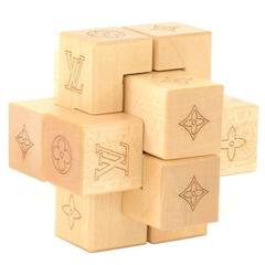 Louis Vuitton Le Pateki Wooden Puzzle Game - Limited VIP Gift