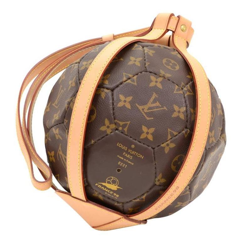 Louis Vuitton Monogram Canvas 1998 France World Cup France Soccer Ball - Limited
