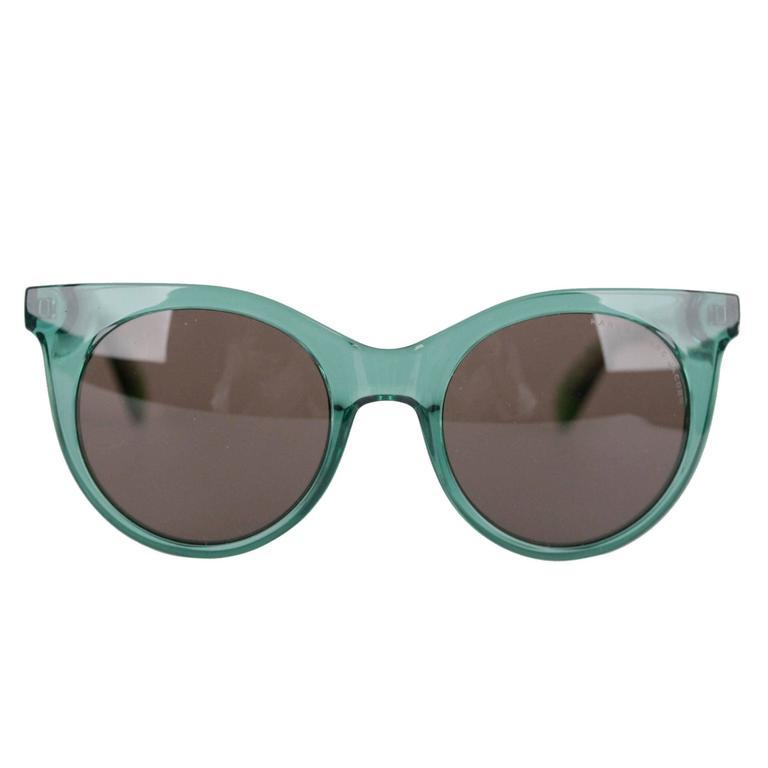 bddb8bce4ca55 MARC by MARC JACOBS Eyewear MMJ 412 S 6HO 70 Green SUNGLASSES w  CASE