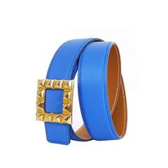 Hermes Reversible Medor Buckle Belt Rare #65