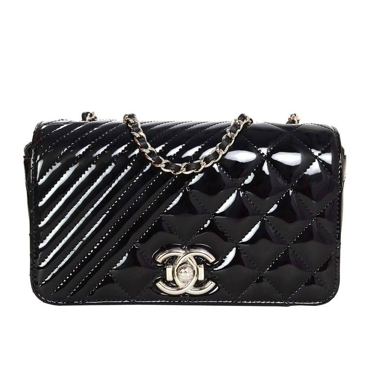 cda149d71149 Chanel Boy Bag Black Patent | Stanford Center for Opportunity Policy ...