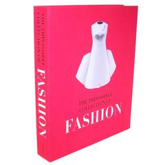 2011 Presentation Coffee Table Book of The Impossible Collection of Fashion