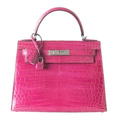 Kelly Sellier 28 Rose Tyrien Crocodile Niloticus