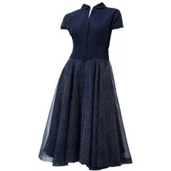 50s Navy Day Dress
